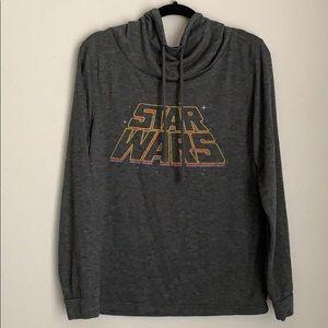 STAR WARS | cowl neck sweat shirt